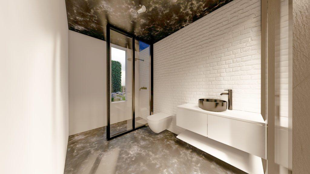 Baño Abierto 2